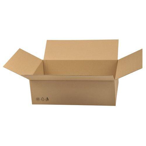 Kartonová krabice, 200 x 600 x 400 mm, 3 VVL