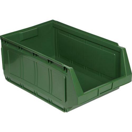 Plastový box 25 x 37 x 58 cm, zelený