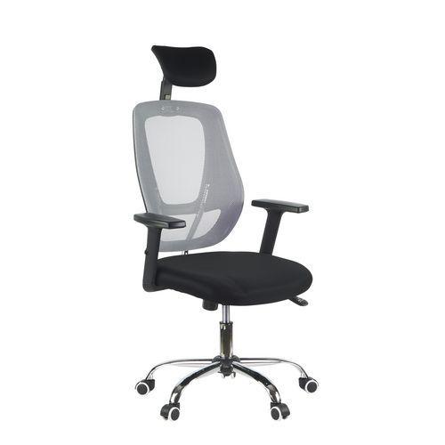 Kancelářská židle Michelle, šedá