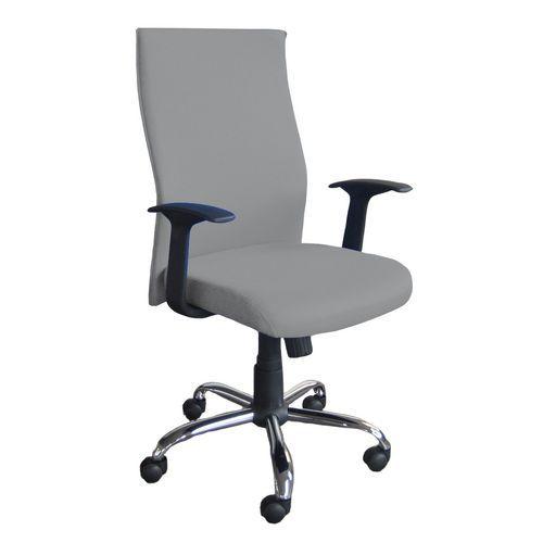 Kancelářské křeslo Hera, šedé