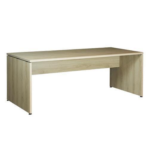 Kancelářský stůl Plano, 180 x 74 x 74 cm, rovné provedení