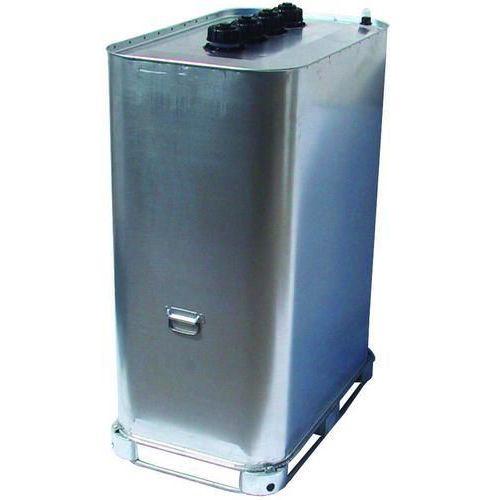 Dvouplášťová nádrž ocel-plast, 1 000 l