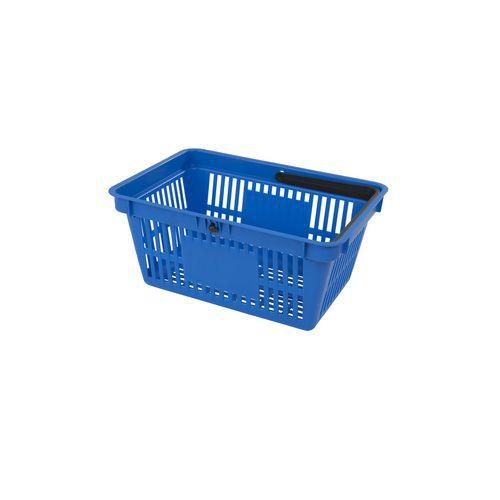 Plastový nákupní košík