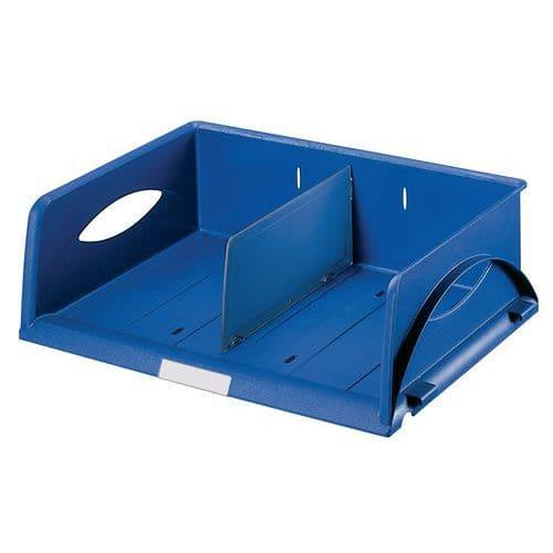 Leitz Odkládací zásuvka A4 / A3, modrá