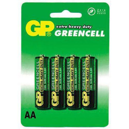 GP Greencell AA 1012214000