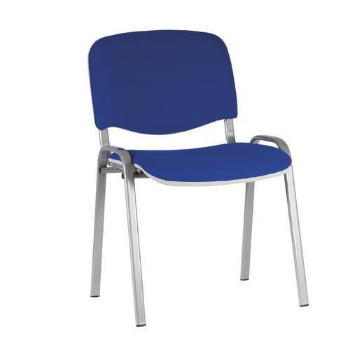 Konferenční židle Elena, modrá