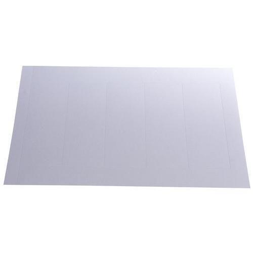 Pouzdra na štítky, 100 ks, 55 x 150 mm