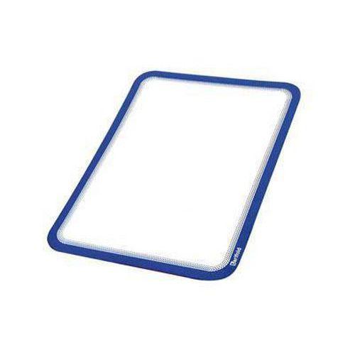 Informační kapsa Varna A4, samolepicí, modrá