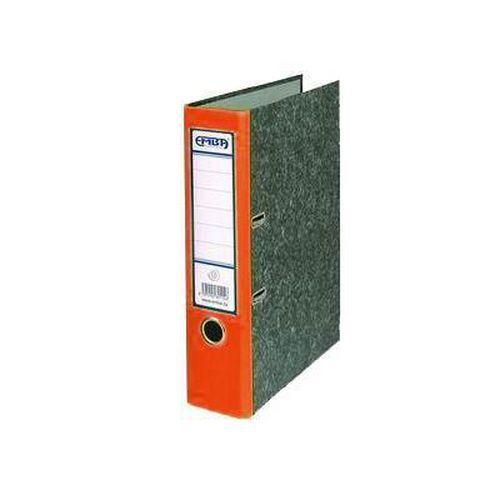 Pákový pořadač Shadow, 20 ks, oranžový