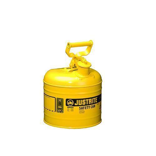Bezpečnostní nádoba na hořlaviny, žlutá, 2 kg
