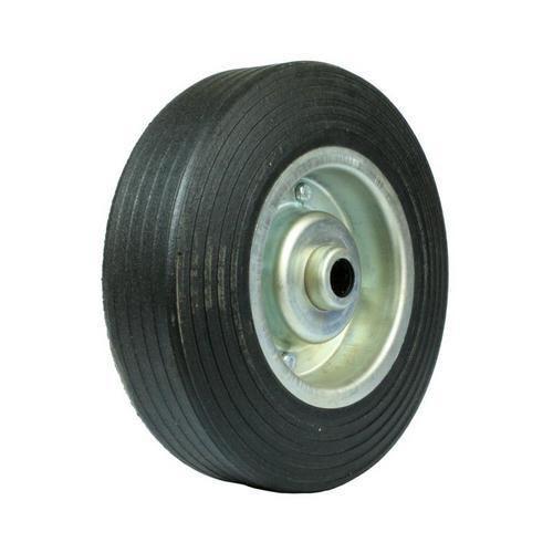 Gumové pojezdové kolo, průměr 300 mm, valivé ložisko