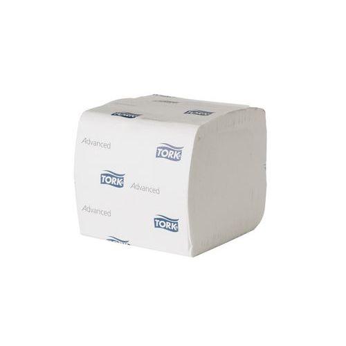 Skládaný toaletní papír Tork Advanced 2vrstvý, 11 x 19 cm, 242 ú