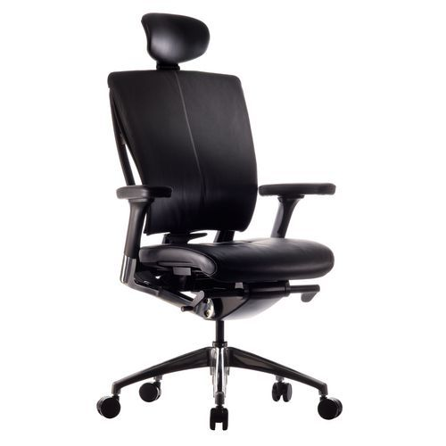 Kancelářské židle Sidiz Leath