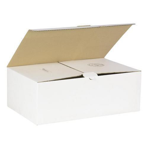 Kartonová krabice s víkem, 150 x 400 x 250 mm