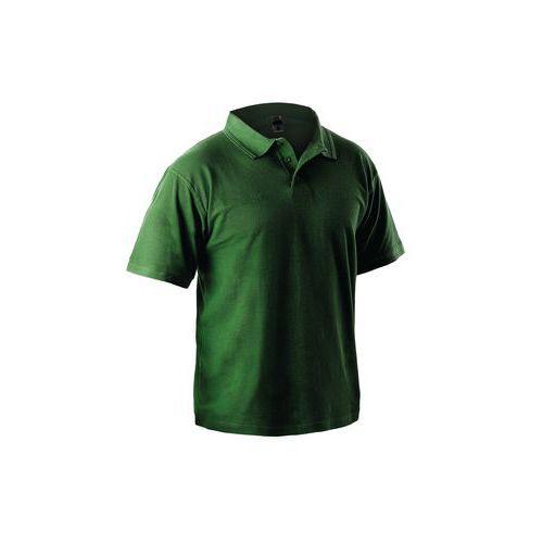 Pánská polokošile s krátkým rukávem CXS, zelená