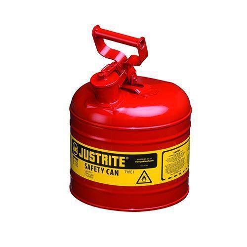 Bezpečnostní nádoba na hořlaviny, červená, 2 kg