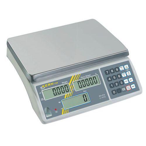 Počítací váhy Kern CXB