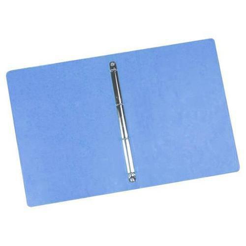 Kroužkový pořadač Clear, 20 ks, 4 kroužky, modrý