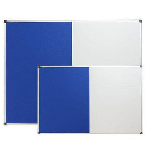 Textilní a magnetické tabule Bi-Office