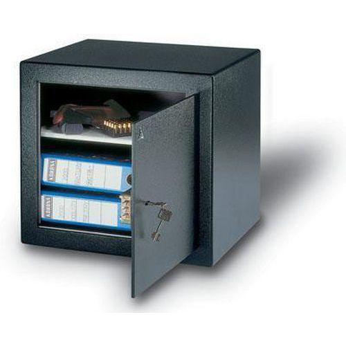 Nábytkový trezor NS 3, černý - Prodloužená záruka na 10 let