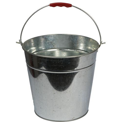 Kovový kbelík, 15 l