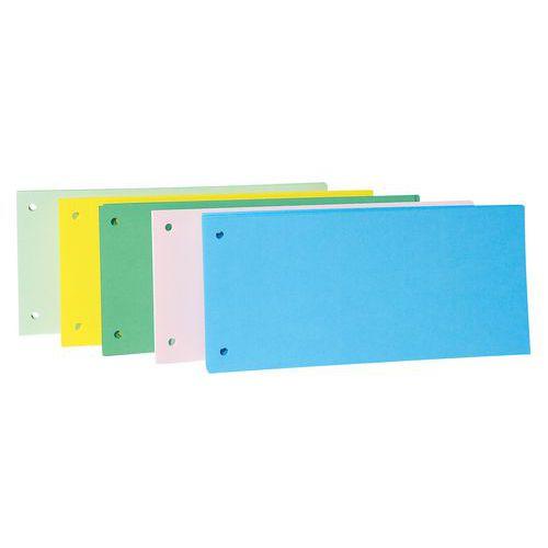 Barevné rozdružovače, mix barev, 100 ks, DL