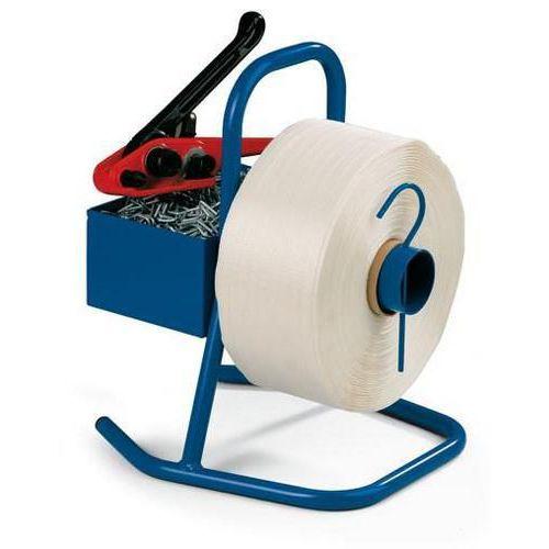 Odvíječ plastové pásky