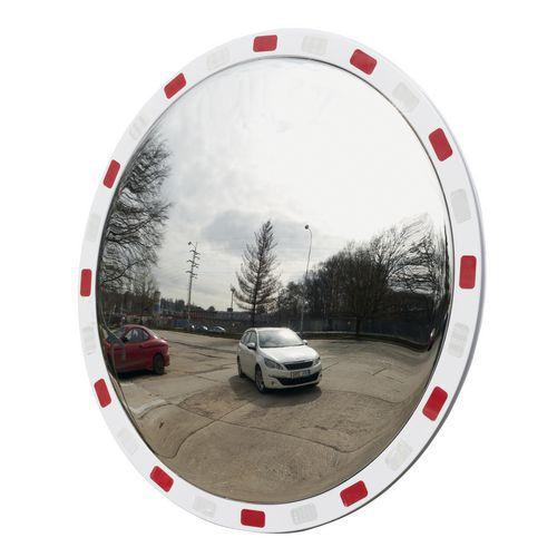 Dopravní kulaté zrcadlo Manutan, 800 mm