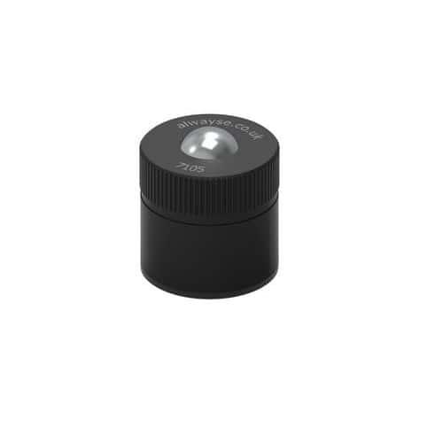 Kuličková kladka pro rázové zatížení, průměr 12,7 mm