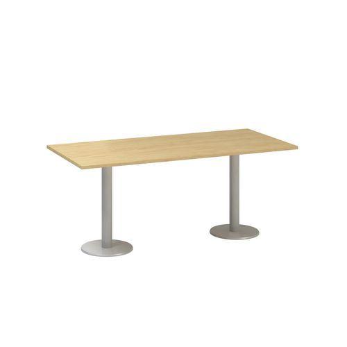 Konferenční stůl Alfa 400, 180 x 80 x 74,2 cm, dezén divoká hruška