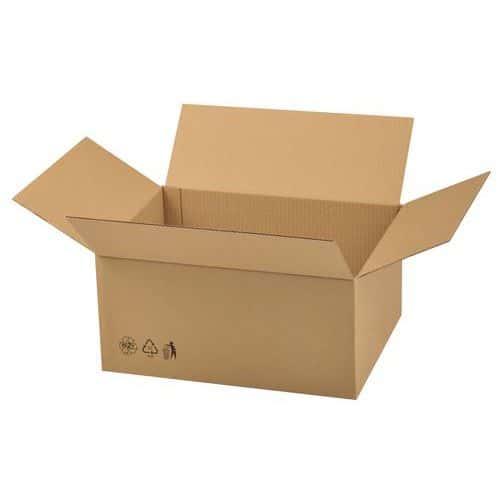 Kartonová krabice, 200 x 400 x 300 mm