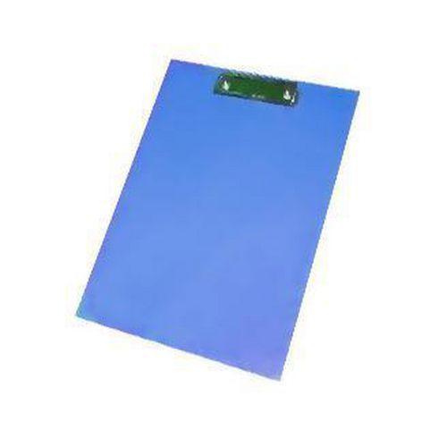 Psací podložka s klipem, A4, 12 ks, modrá