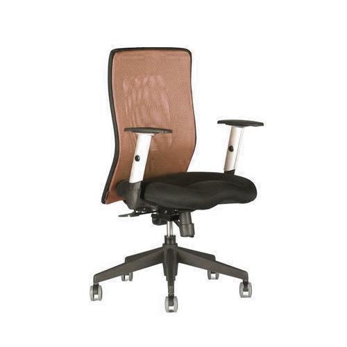 Kancelářská židle Calypso XL, hnědá