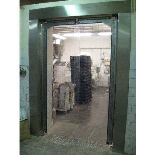 Kyvná vrata pro lehký provoz, šířka 151 - 175 cm, výška 181 - 19