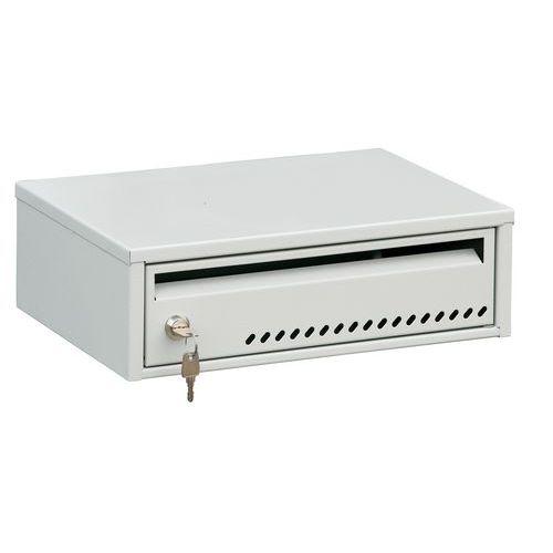 Modulová kovová poštovní schránka TG, 1 box