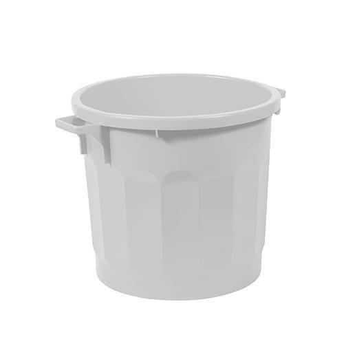 Plastový kontejner Bert, 75 l, bílý