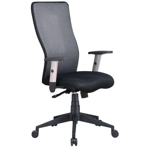 Kancelářská židle Penelope Top, šedá