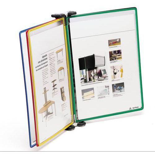 Závěsný držák Madrid s rámečky, 5 x A4
