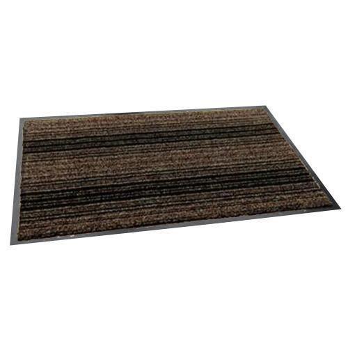 Vnější čisticí rohož absorpční, 205 x 135 cm, hnědá