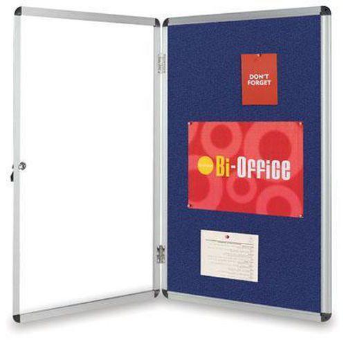 Textilní vitrína Bi-Office Earth-it
