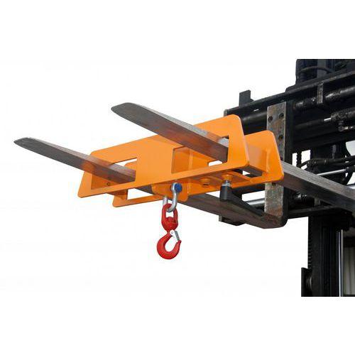 Manipulátor pro vysokozdvižný vozík, do 2 500 kg, pro dvě vidlic