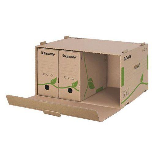 Recyklovatelné archivační kontejnery