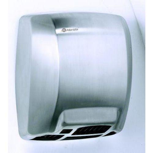 Bezdotykový elektrický vysoušeč rukou Merida Flow, nerez matný
