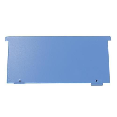 Dělicí příčka do lístkovnic A5, modrá