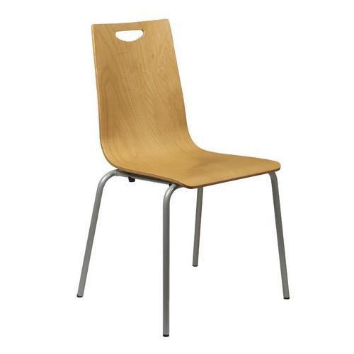 Dřevěná jídelní židle Lily, buk - Prodloužená záruka na 10 let