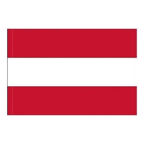 Státní vlajka, se záložkou, 150 x 100 cm, Rakousko