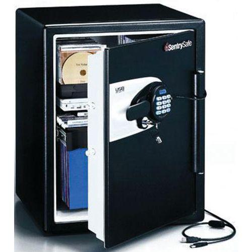 Ohnivzdorný a voděodolný trezor SentrySafe QE 5541 USB