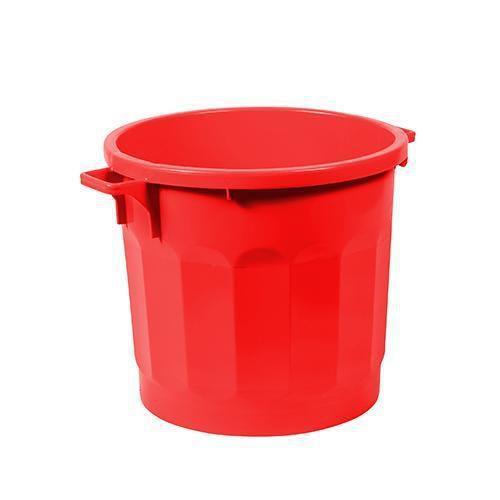 Plastový kontejner Bert, 75 l, červený