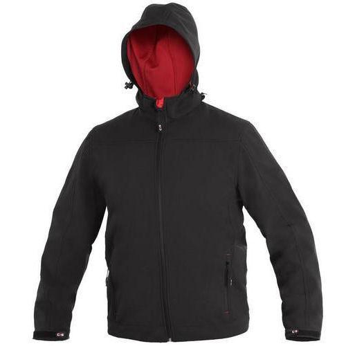 CANIS pánká softshell bunda LAVAL černá