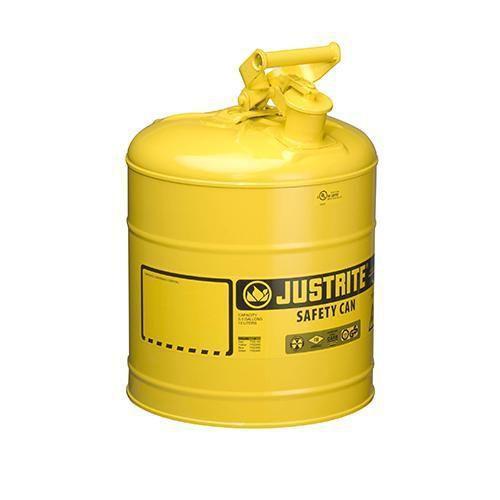 Bezpečnostní nádoba na hořlaviny, žlutá, 3,5 kg